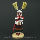 Clown Kachina Navajo Indianerschmuck